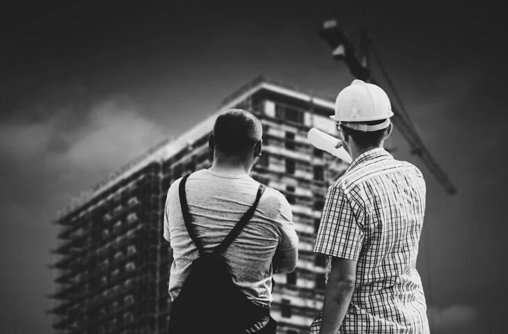 planejar construção