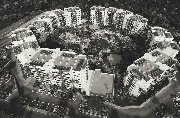 projeto lagoa eco towers, um projeto com sistema de multipropriedade