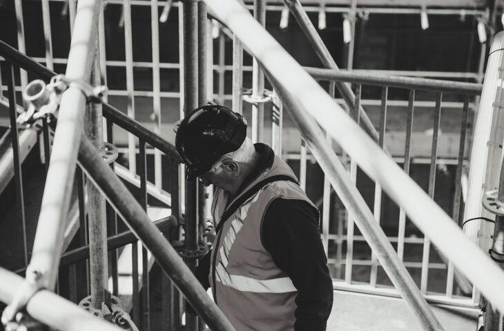 capa do blog steel frame