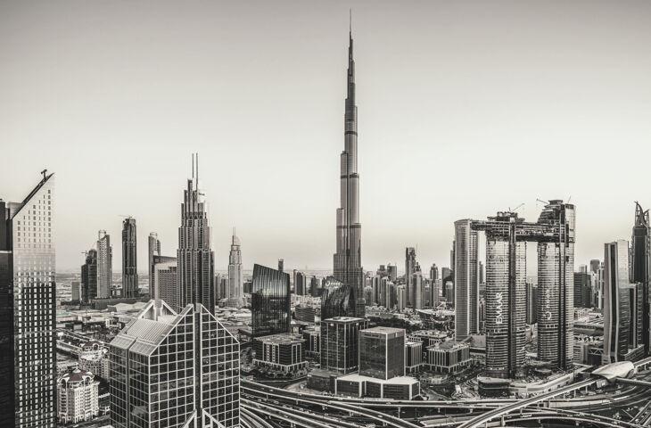 capa com uma smart city